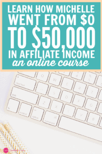 How to create affiliate income