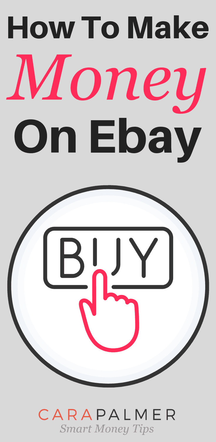 How To Make Money On Ebay.