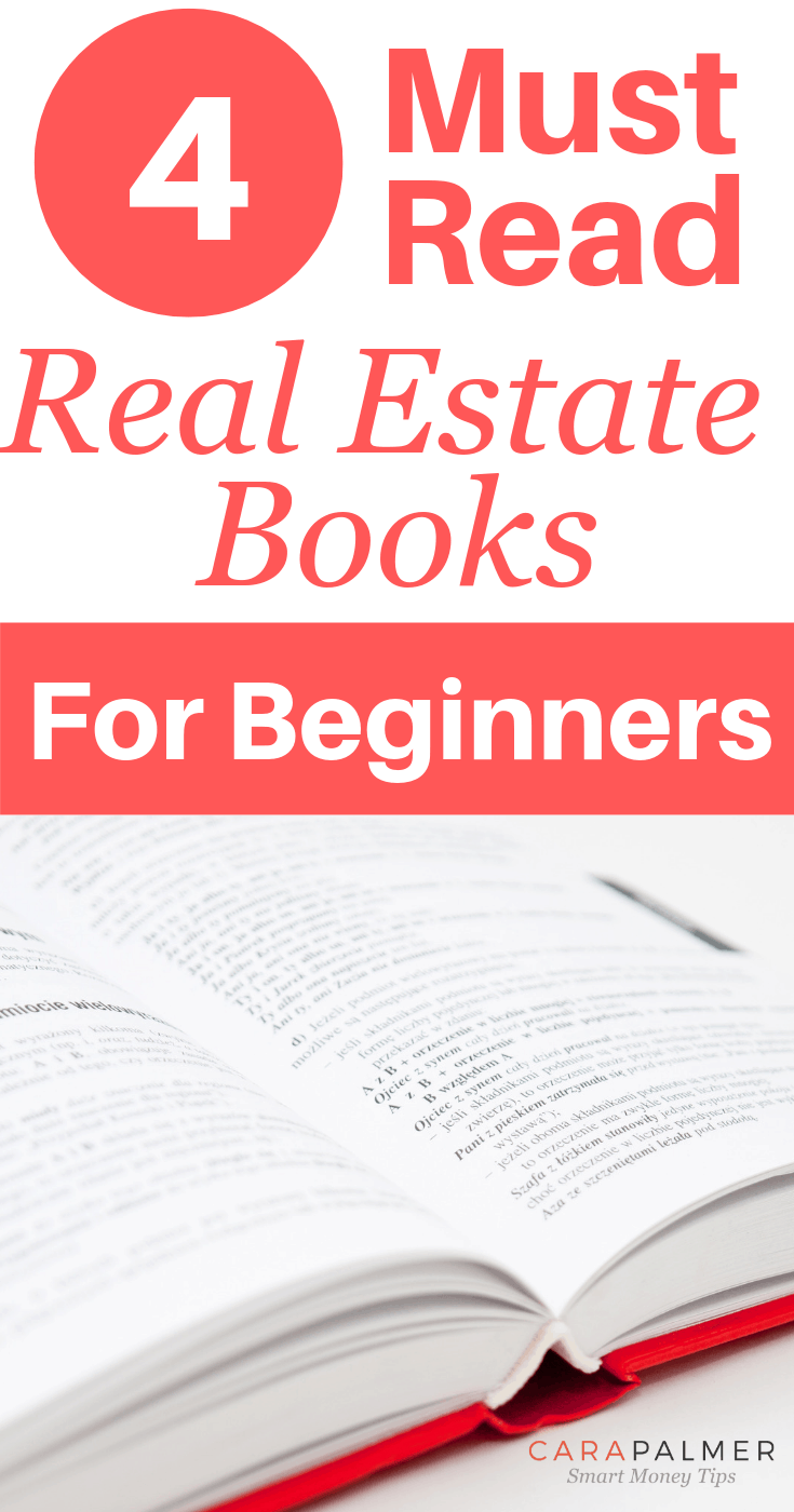 4 Must Read Real Estate Books For Beginners.