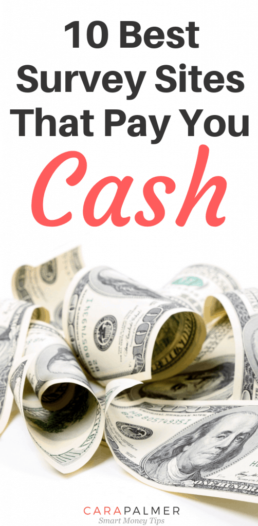 10 Best Survey Sites That Pay You Cash