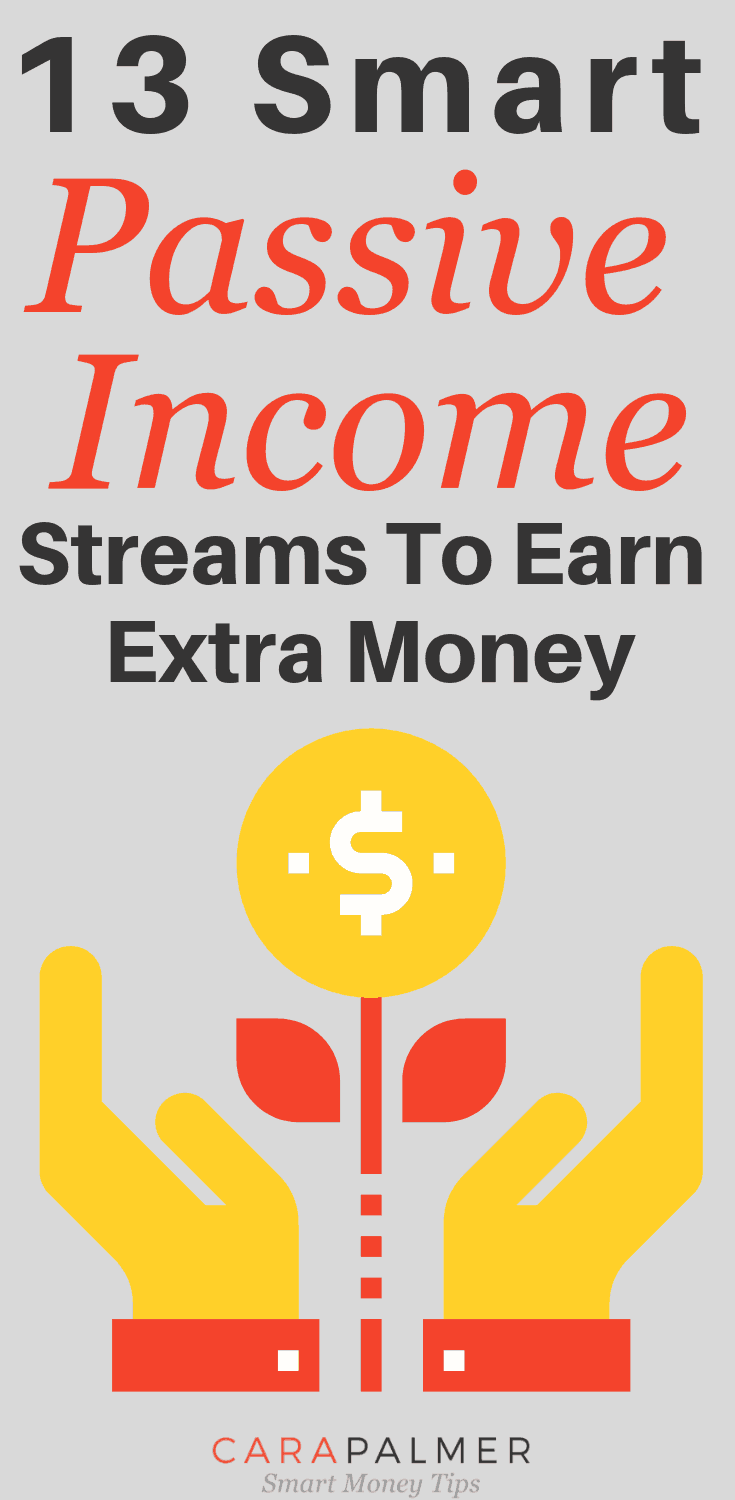 12 Passive Income Streams To Earn Extra Money
