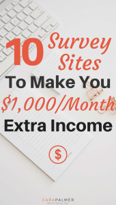 Survey Sites To Make Extra Money