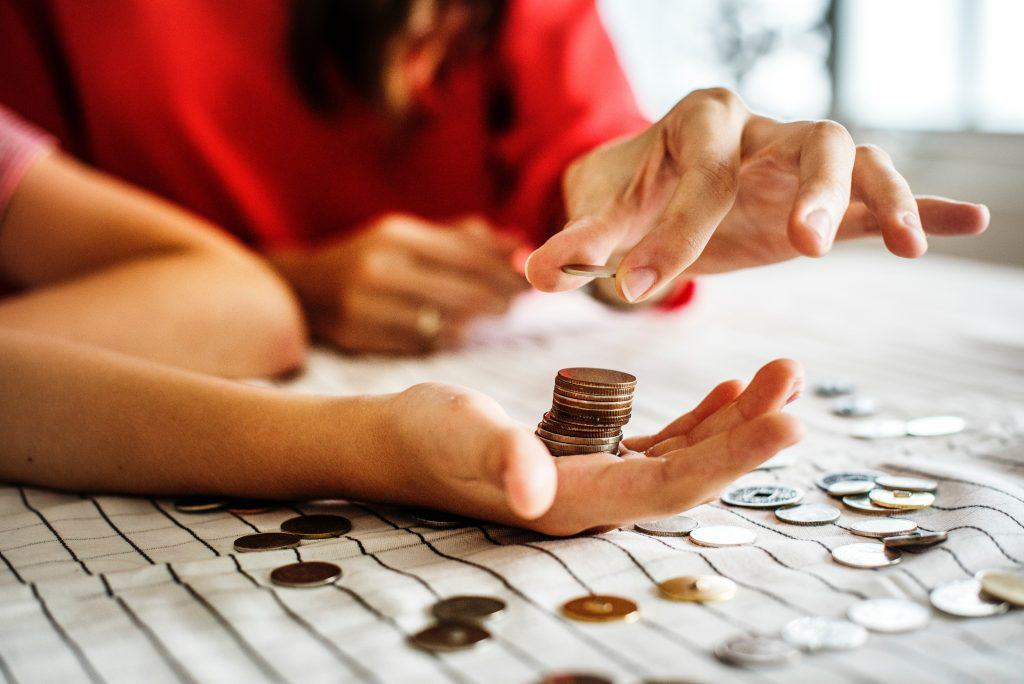 Allowance To Get Out Of Debt