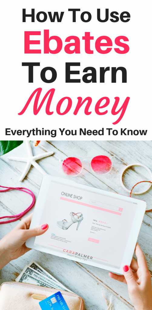 How To Use Ebates To Make Money