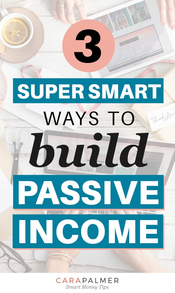 Learn How To Build Passive Income