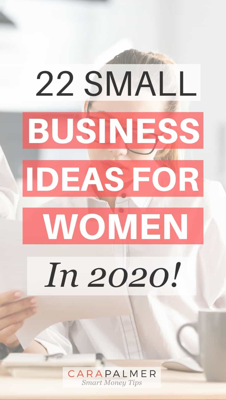 Exciting Small Business Ideas For Women