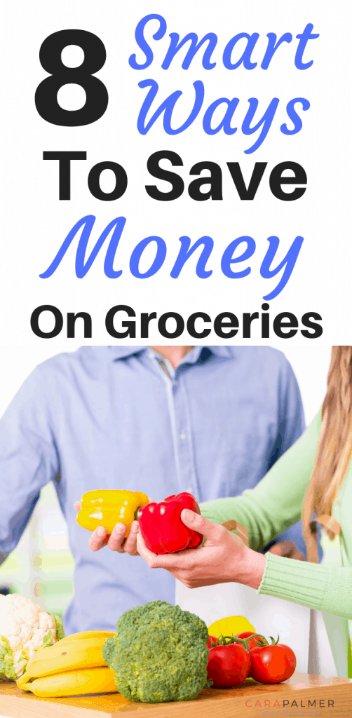 8 Smart Ways To Save Money On Groceries