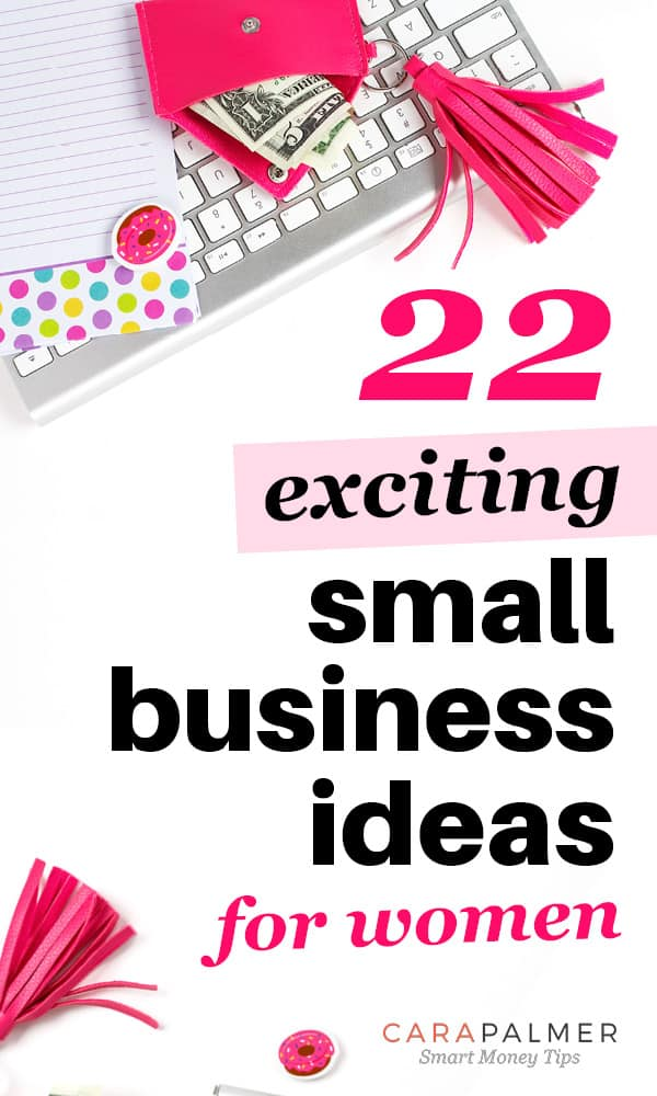 Exciting business ideas for women and men