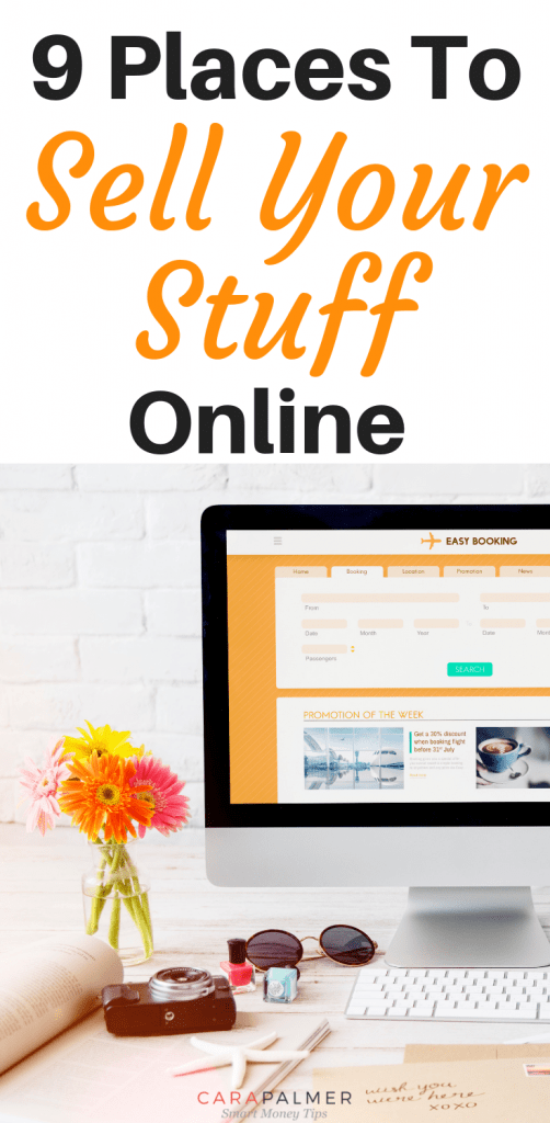 9 Places To Sell Your Stuff Online