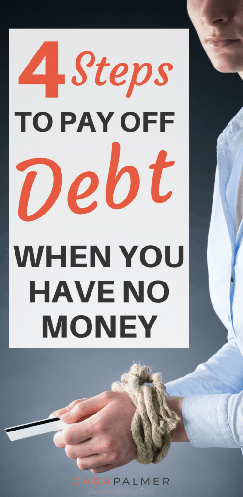 Pay Off Debt With No Money