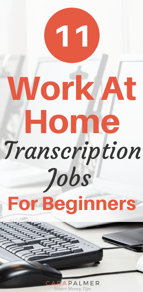 Online Transcription Jobs For Beginners