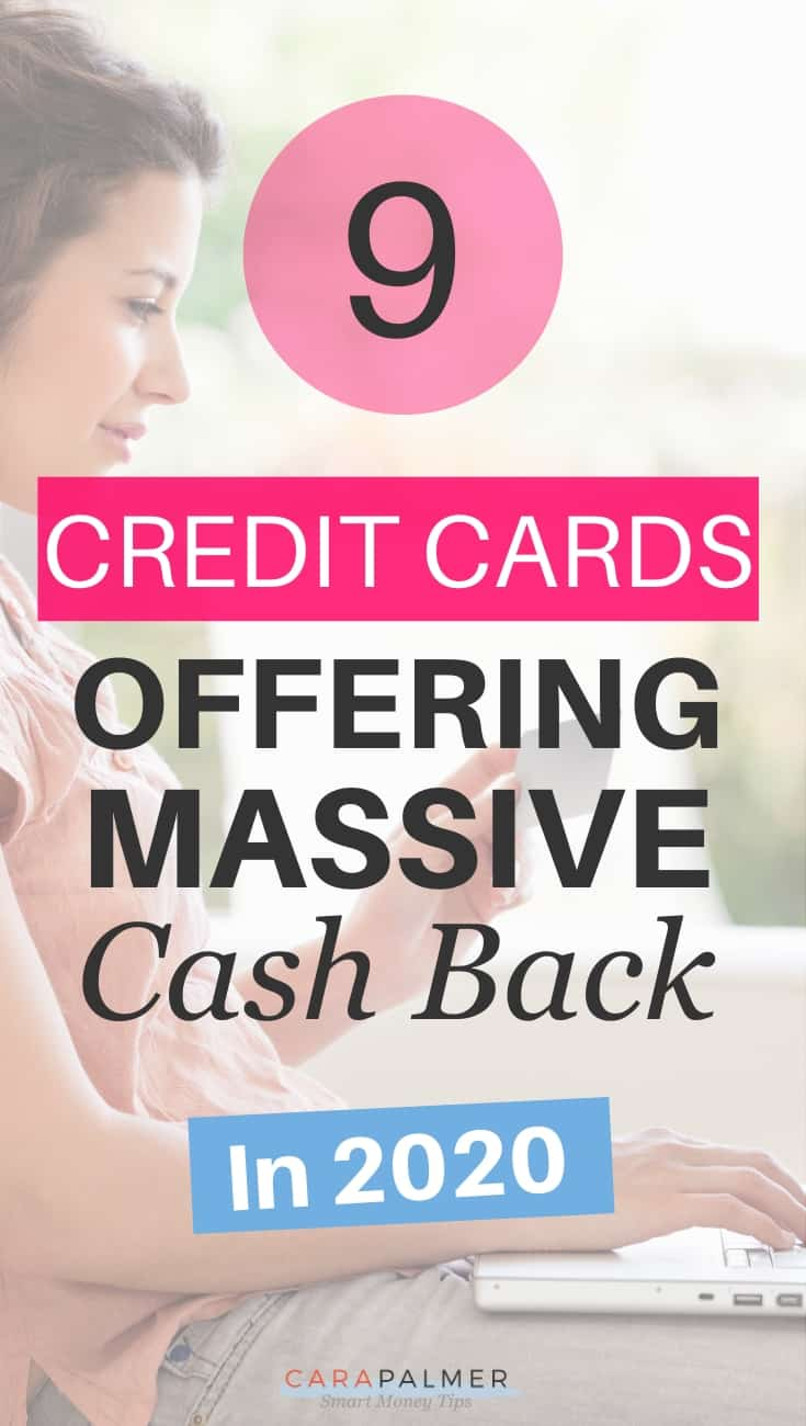 This years best cash back credit card