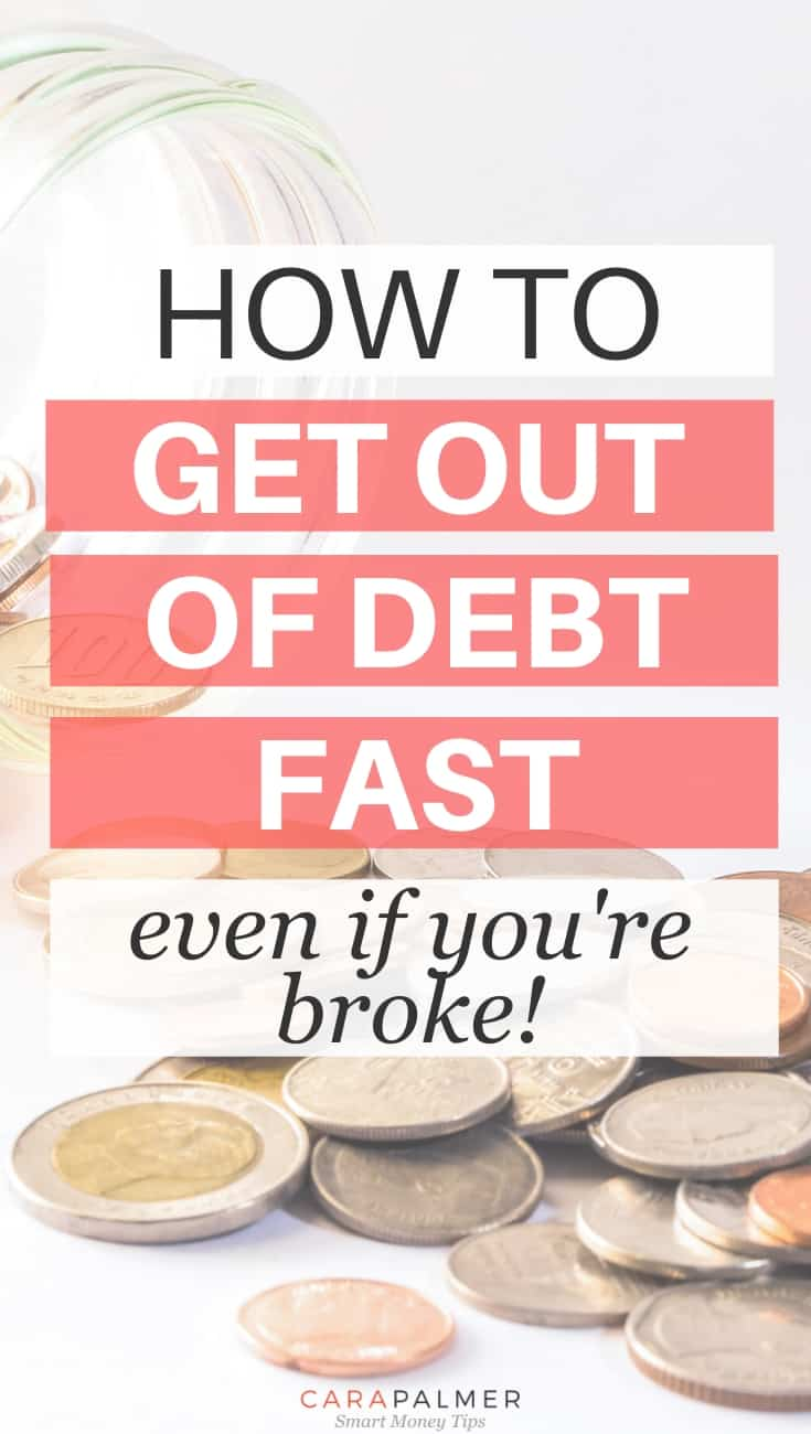 Even If You're Broke You Can Still Get Out Of Debt