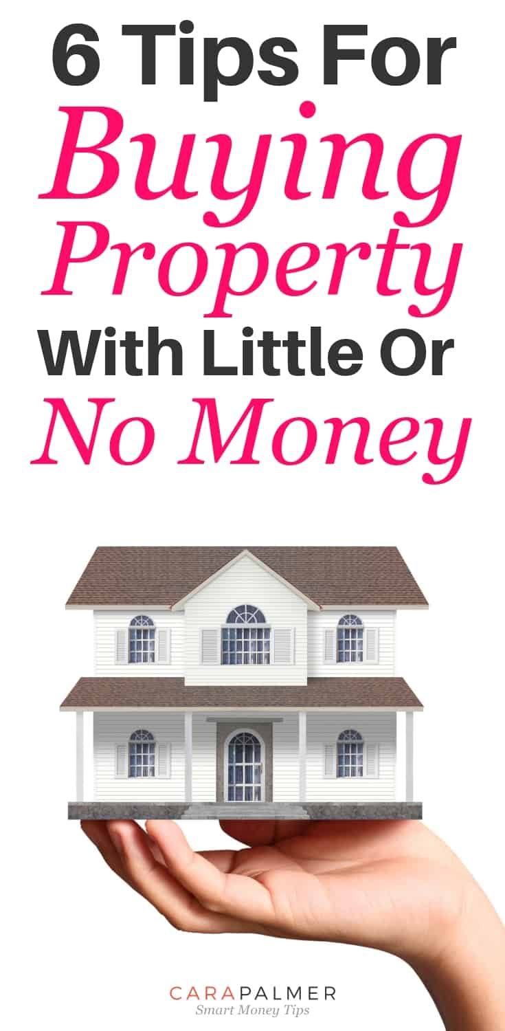 Tips And Tricks To Buying A House With Little Money