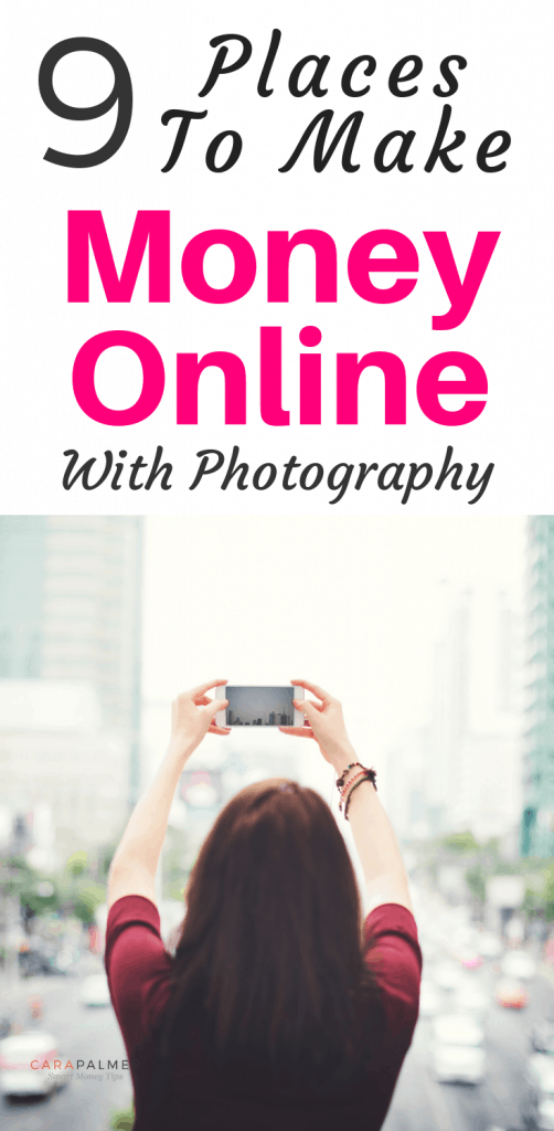 9 Places To Make Money Online With Photography