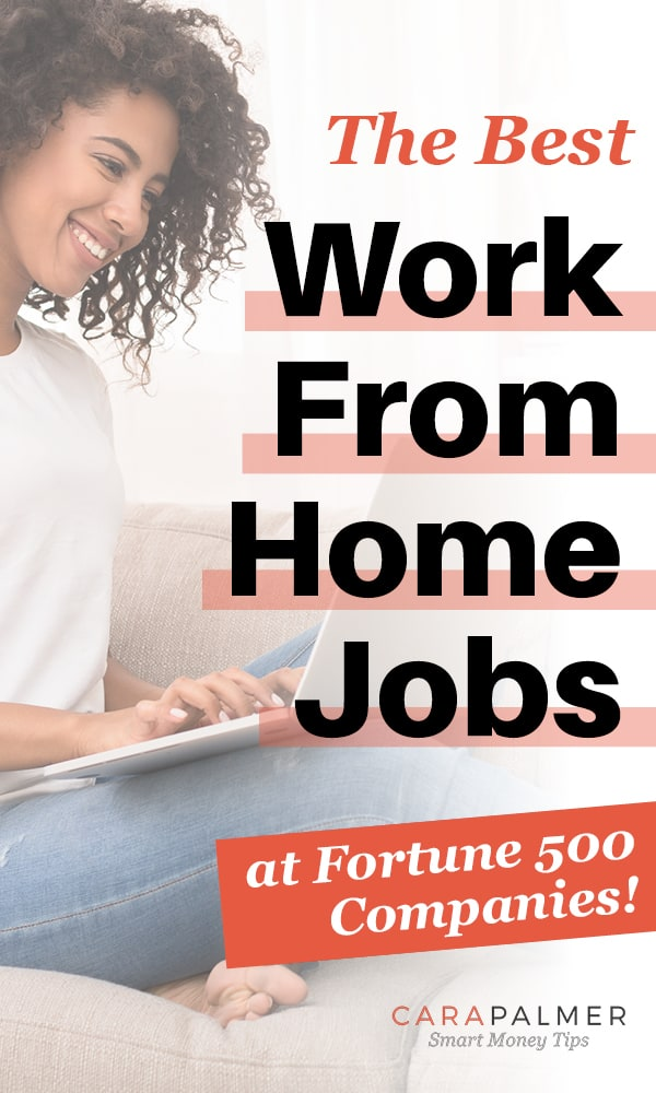 Work From Home Jobs At Fortune 500 Companies