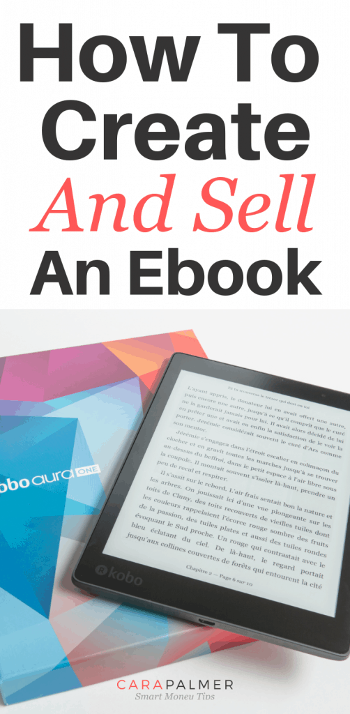How To Write And Sell An Ebook.