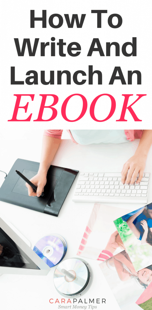How To Write And Launch An eBook
