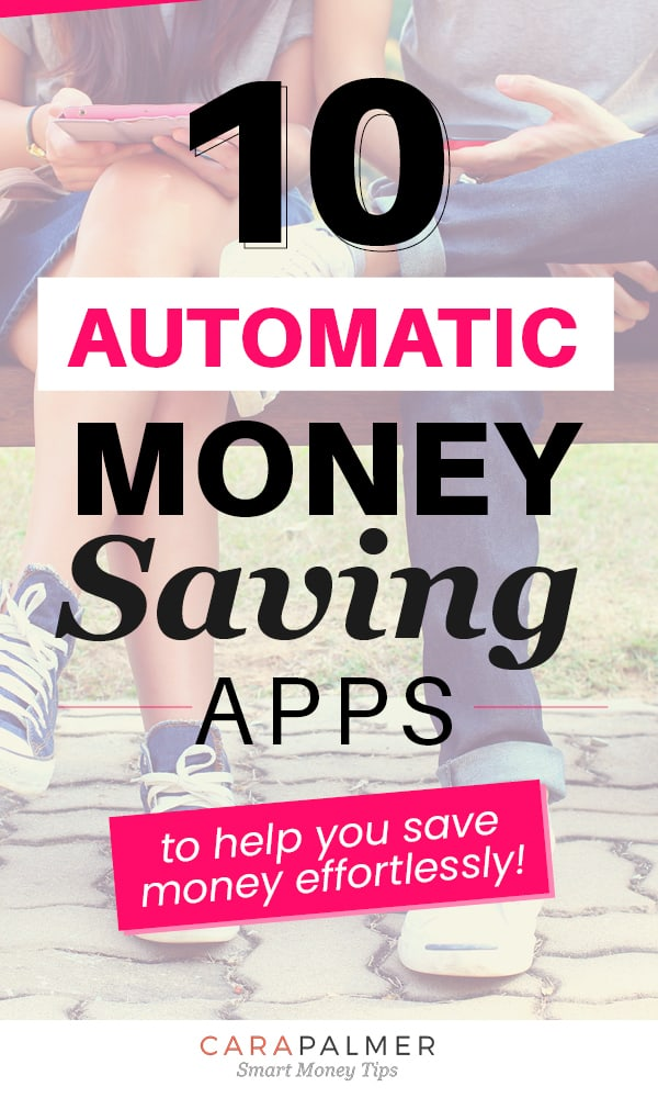 Automatically save with these apps
