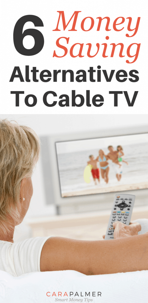 6 Money Saving Alternatives To Cable TV