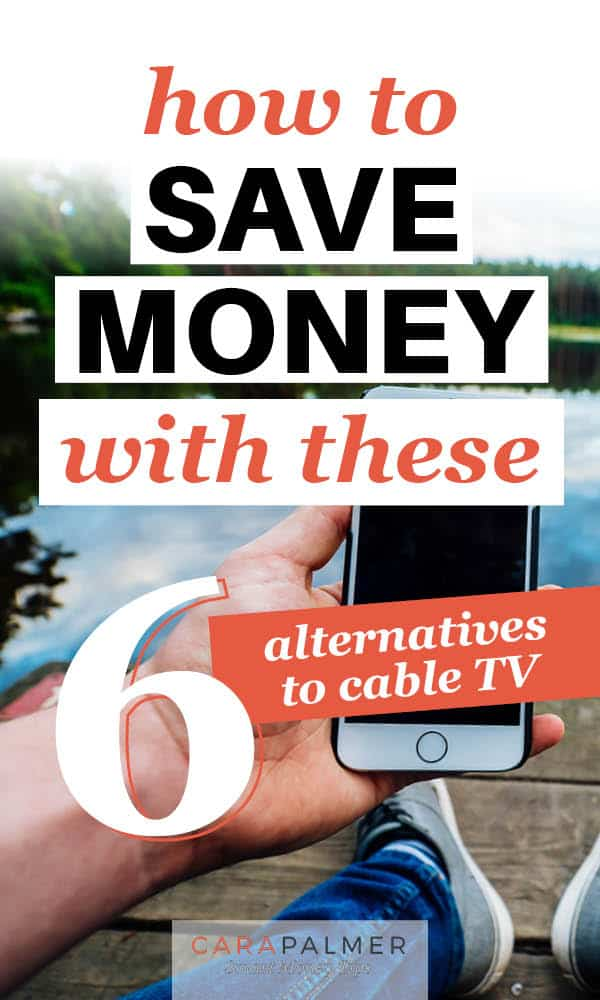 6 Alternatives to cable tv