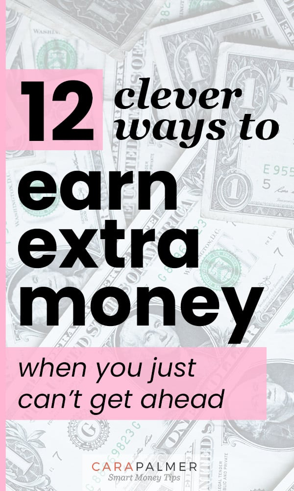 12 Ways To Earn Extra Money On The Side