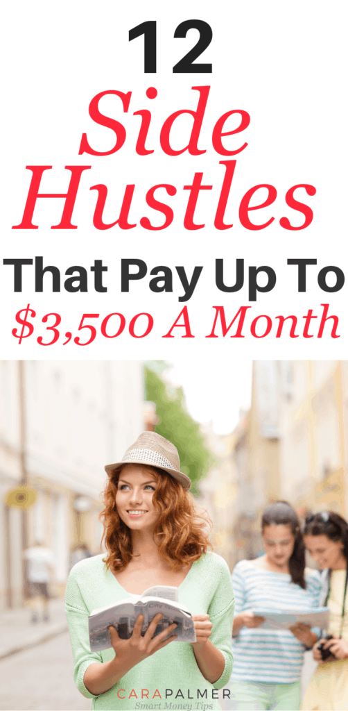 12 Easy Ways To Earn Extra Money On The Side.