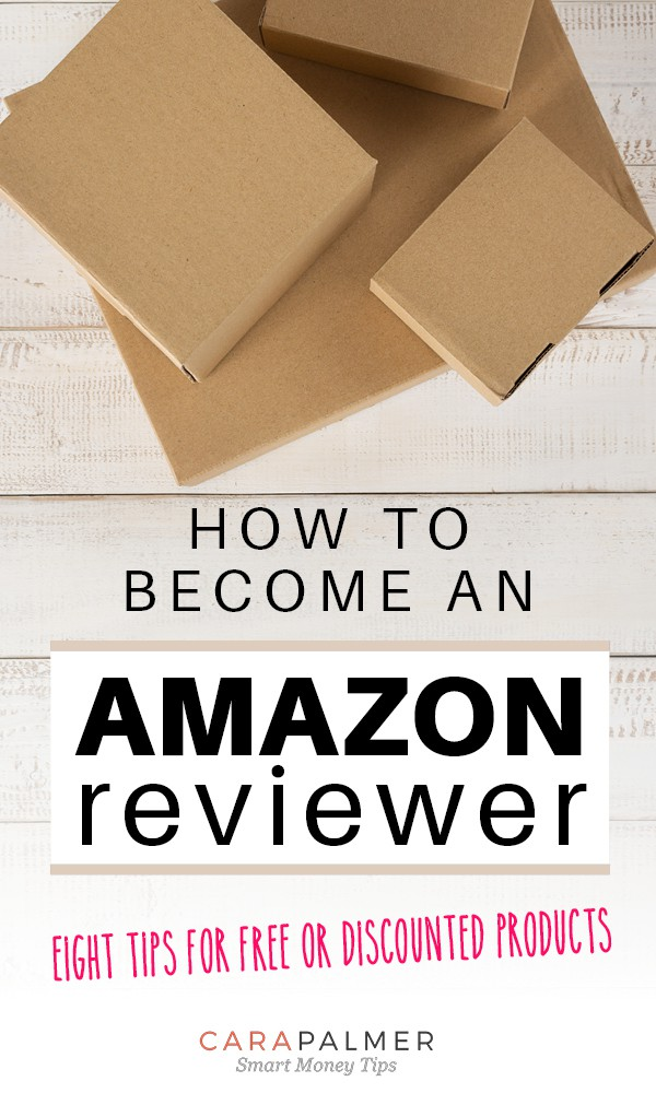 Become An Amazon Reviewer And Get Free Products