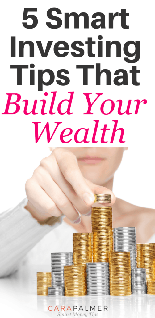 5 Basic Investing Rules That Will Build Your Wealth. For Beginners, Become A Millionaire, Stock Market, Thoughts, Personal Finance, Financial Freedom