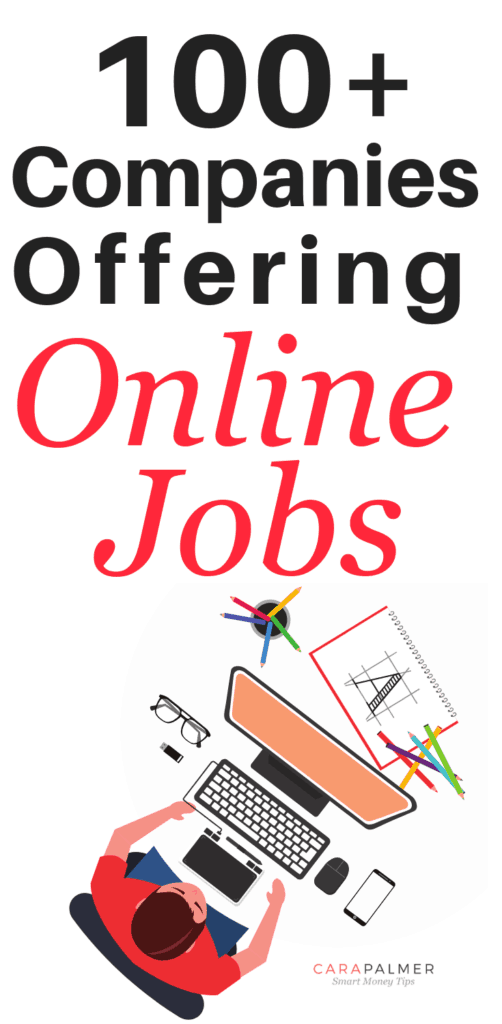 100+ Online Jobs From Home Without An Investment In 2019