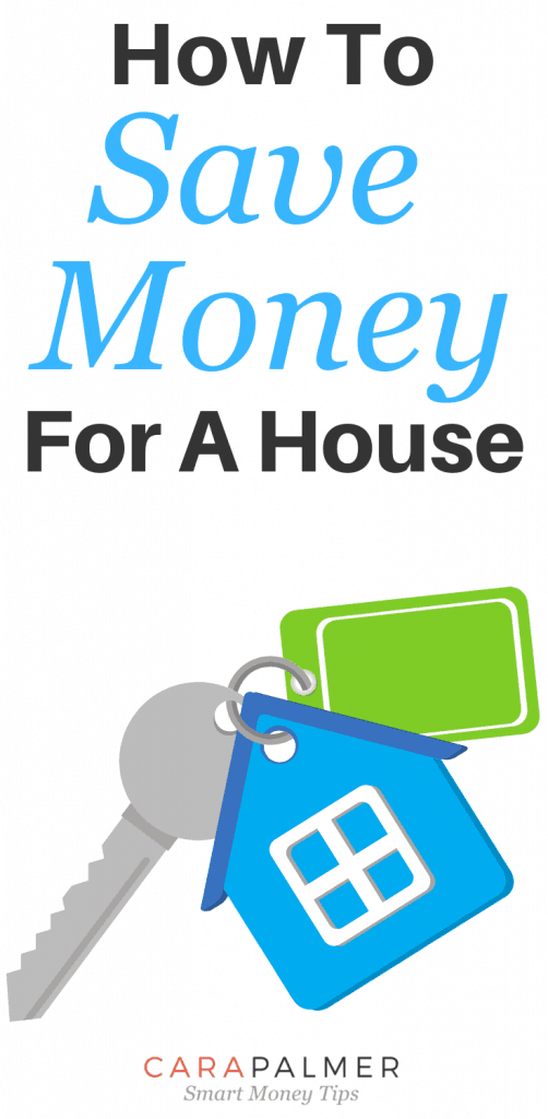 How To Save Money For A House.