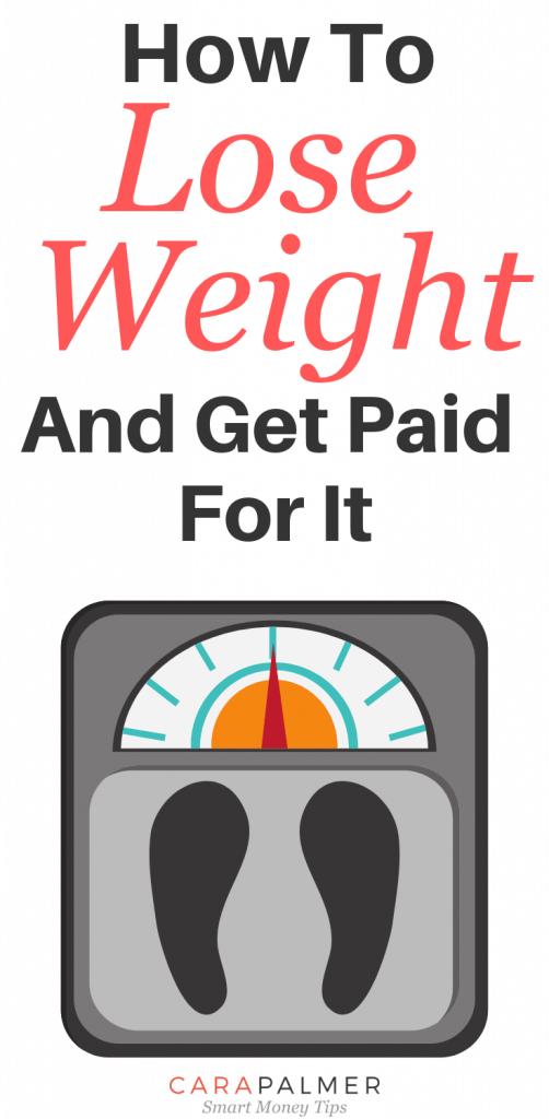 Get Paid To Lose Weight. How To Lose Weight And Get Paid For It.