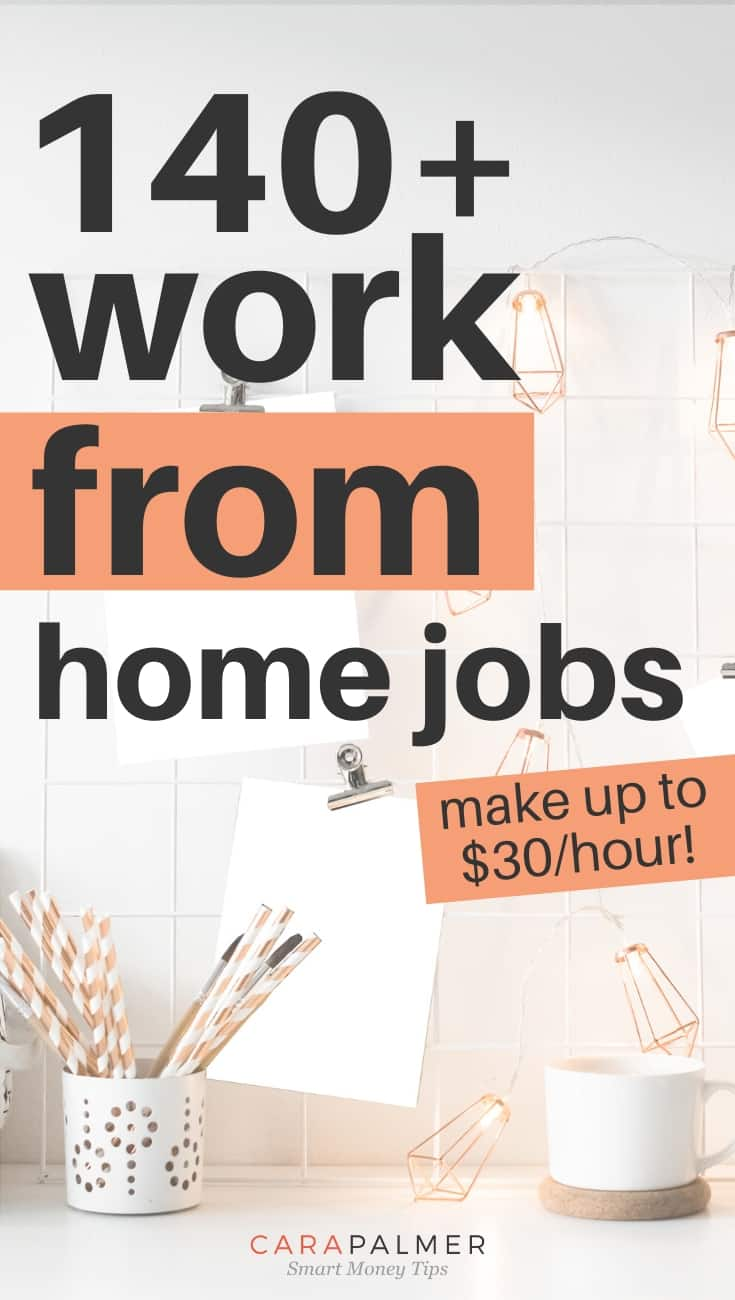 Work from home with a legitimate online job