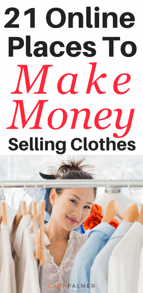 21 Best Places To Sell Clothes Online - Cara Palmer Blog