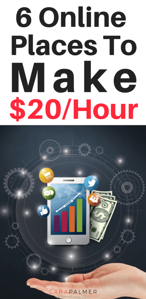 6 LEGITIMATE WORK FROM HOME JOBS THAT PAY $20 PER HOUR. Earn Money Online. Make Money Online.