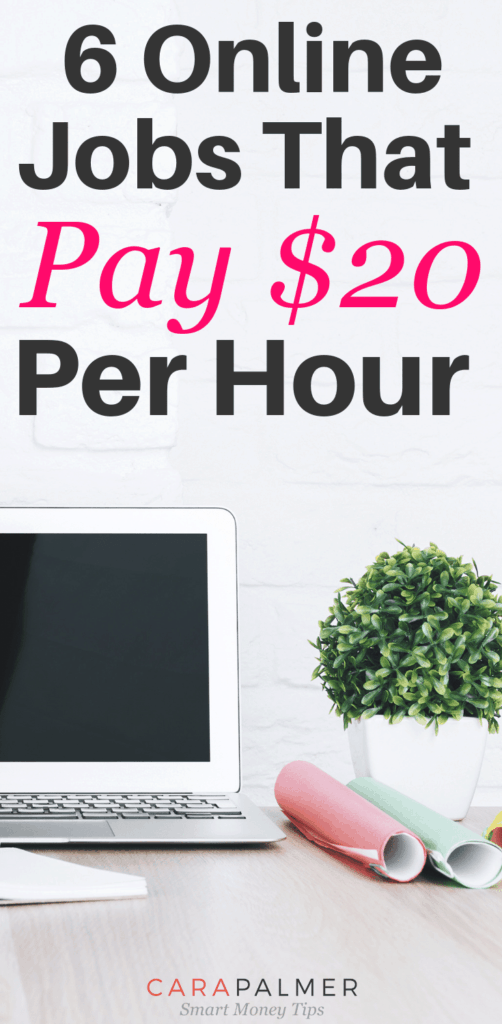 A List Of The Highest Paying And Legitimate Work From Home Jobs