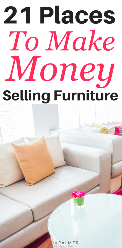 21 Places To Make Money Selling Furniture. Used Furniture. Second Hand Furniture
