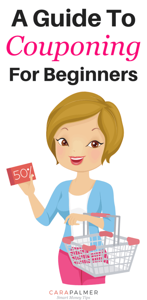 How To Get Coupons And Save Money On Groceries. A Guide To Couponing For Beginners.