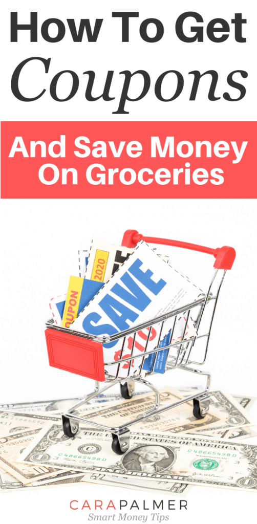 How To Get Coupons And Save Money On Groceries. For Beginners. Extreme Couponing. Printable Coupons. Tips for how to start couponing.