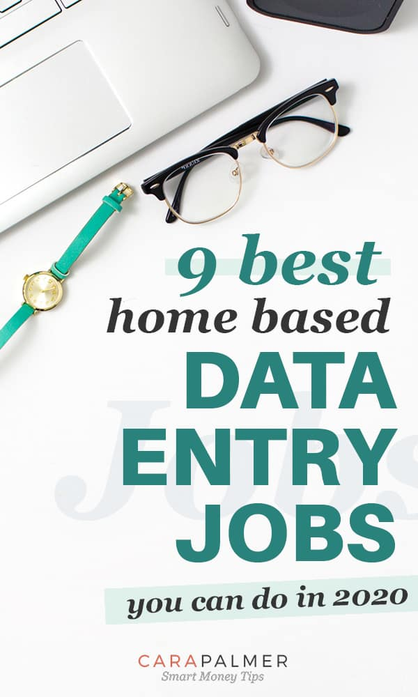 Learn How To Find The Best Home Based Data Entry Jobs