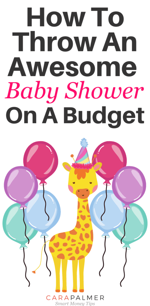 How To Throw An Awesome Baby Shower On A Budget