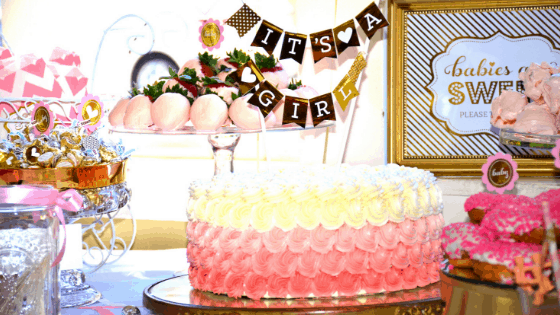 How To Save Money On Food For A Baby Shower