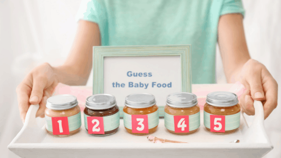 Free Or Cheap Baby Shower Games