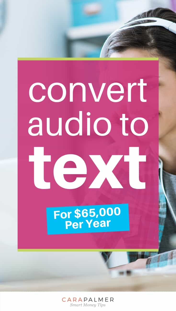 Learn how to become a transcriptionist and convert audio to text