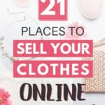 best place to sell used clothes online