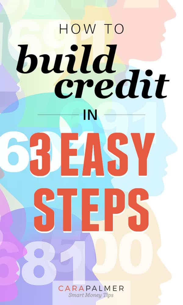 Easy Steps To Take To Build Your Credit