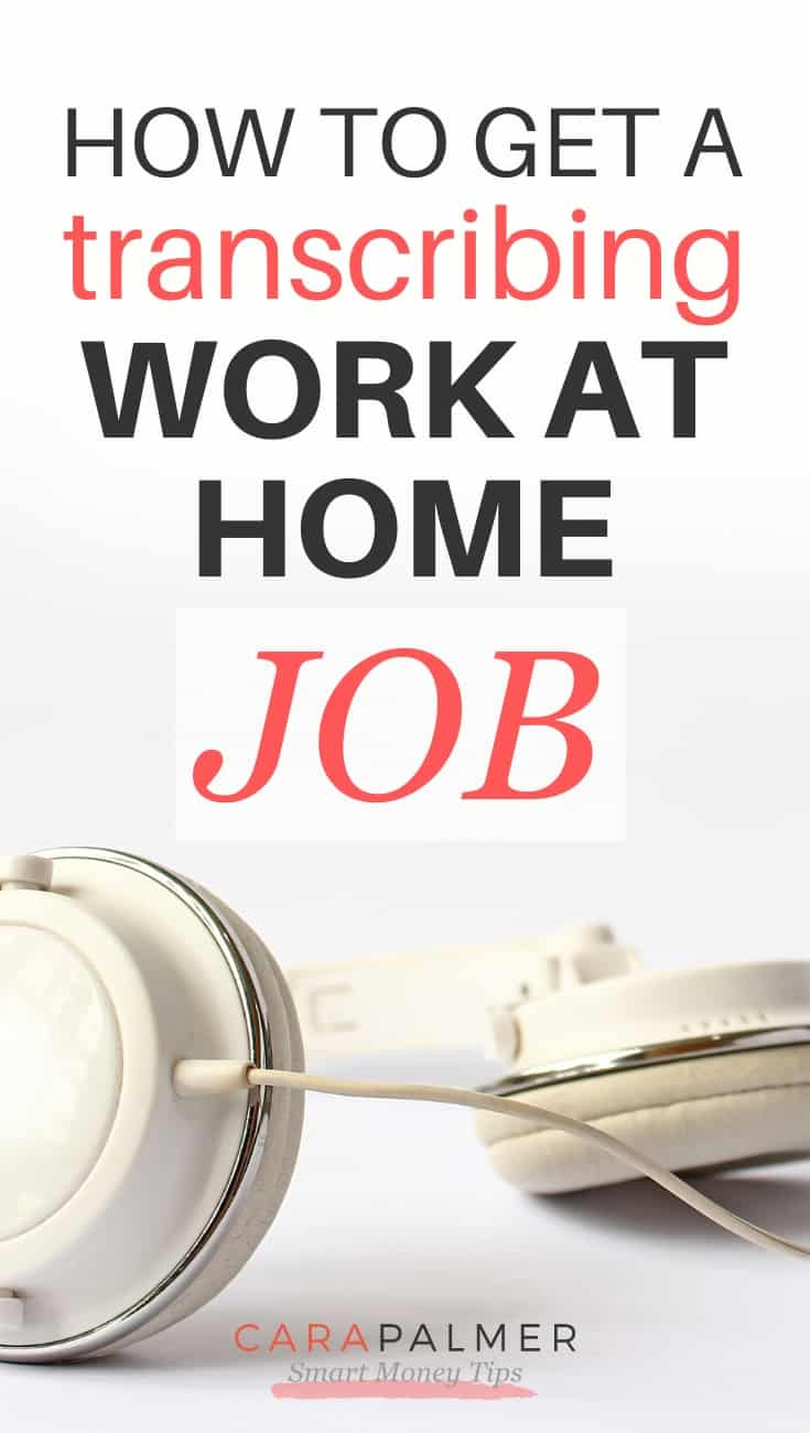 Work At Home Transcription Jobs For Beginners