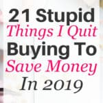 The Best Money Saving Tips