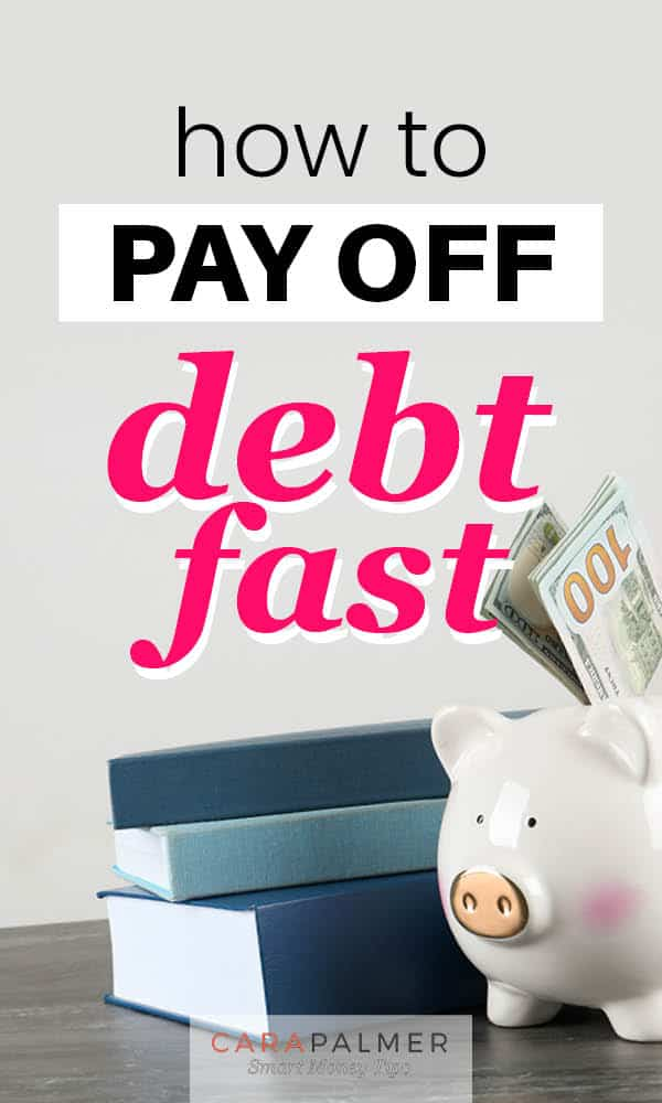 8 Easy Steps To Pay Off Debt Fast