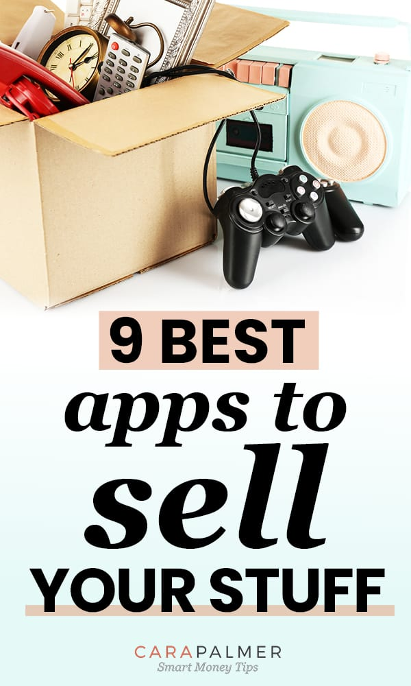 Apps That Help You Sell Your Stuff